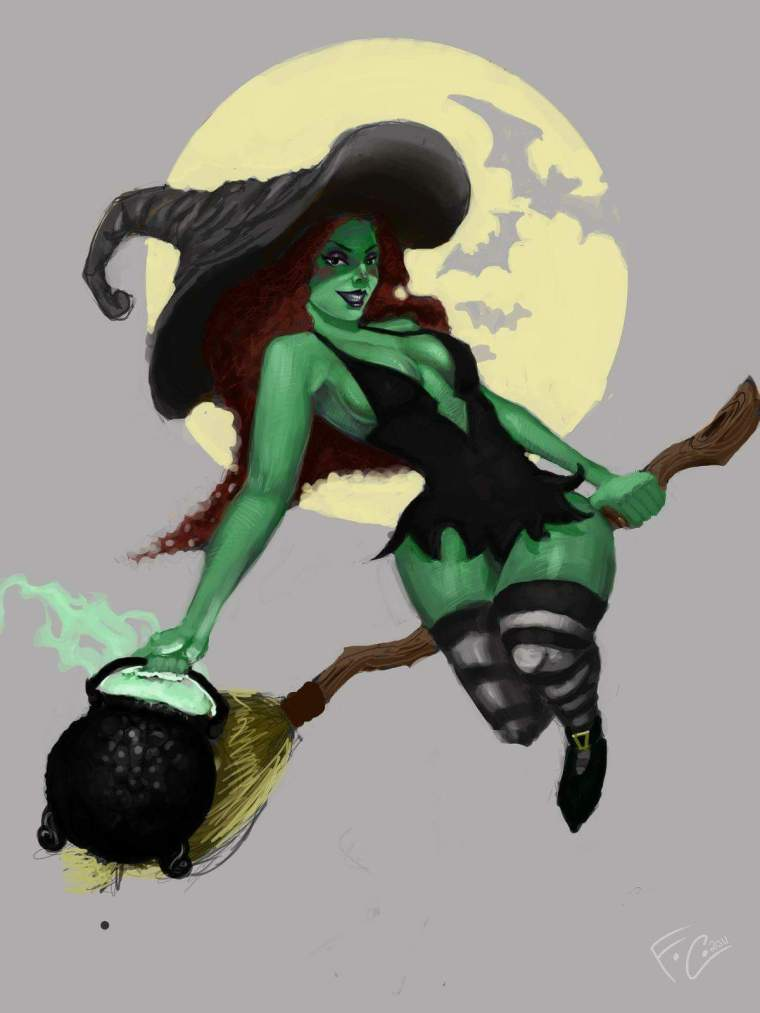 GREEN WITCH PIC.JPG