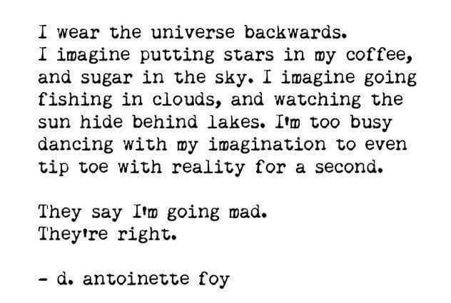 I WEAR THE UNIVERSE