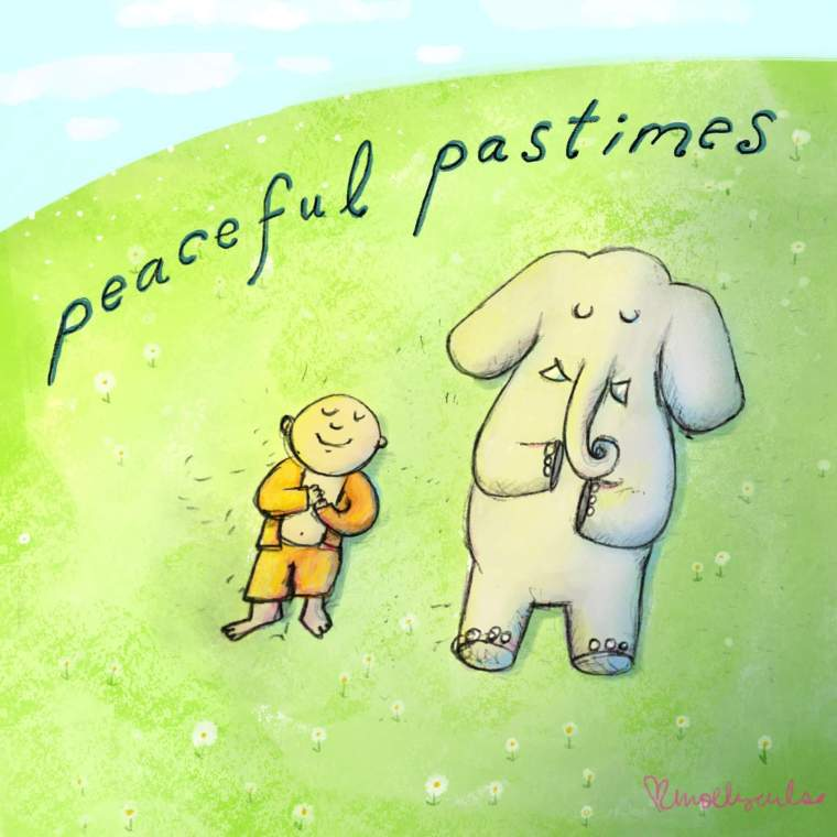 PEACEFUL PASTIMES