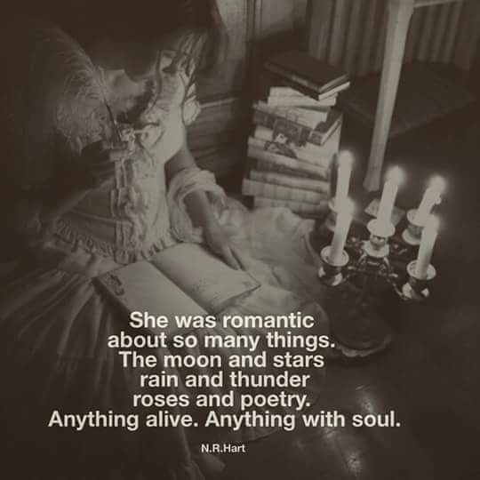 ROMANTIC ABOUT SO MANY THINGS.JPG