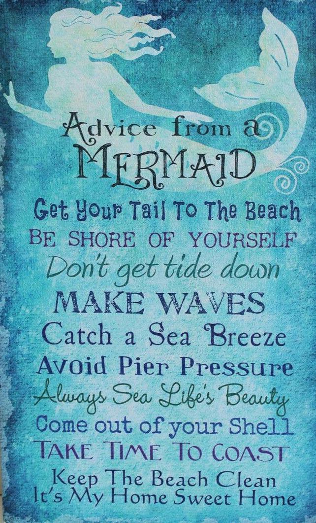 Mermaid advfice