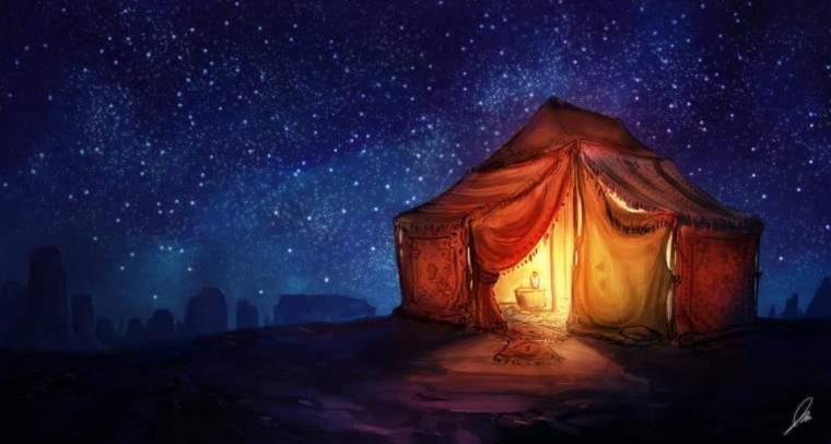 STARLIT CAMP.JPG