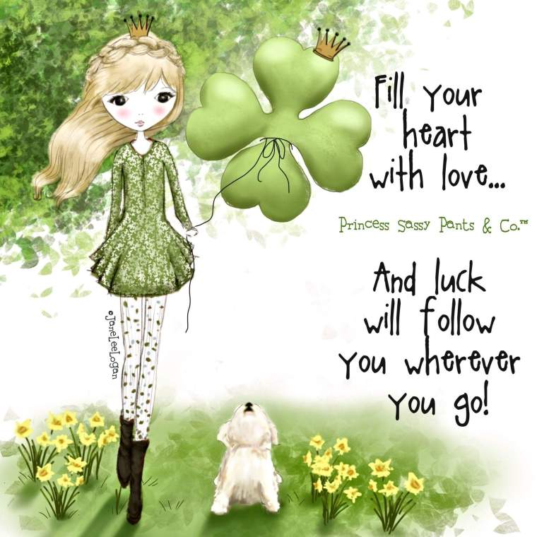 LOVE AND LUCK.JPG