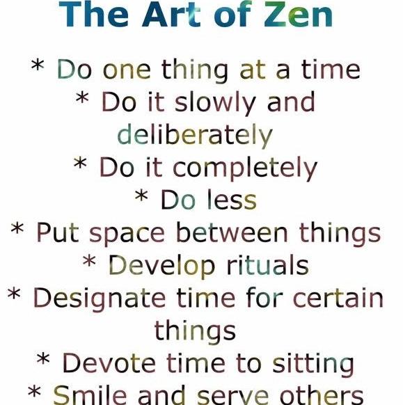 ART OF ZEN