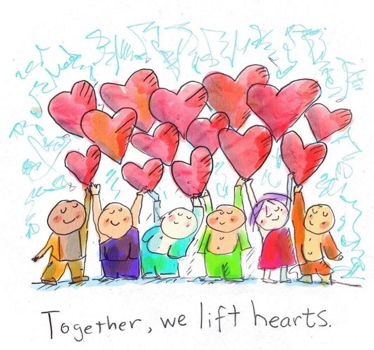 LIFT HEARTS