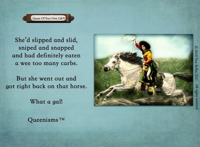 BACK ON THE HORSE.JPG