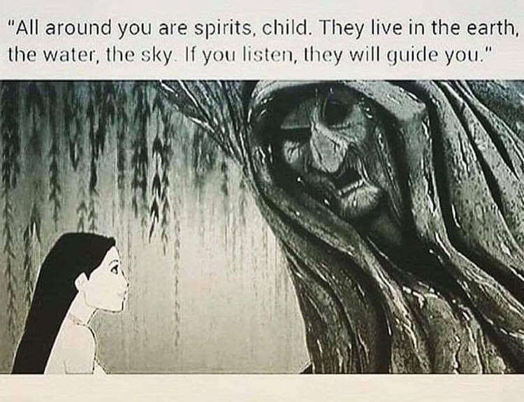 SPIRITS WILL GUIDE